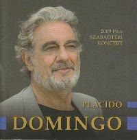 <strong>Placido Domingo outdoor concert</strong>