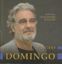 <strong>Placido Domingo outdoor concert</strong>