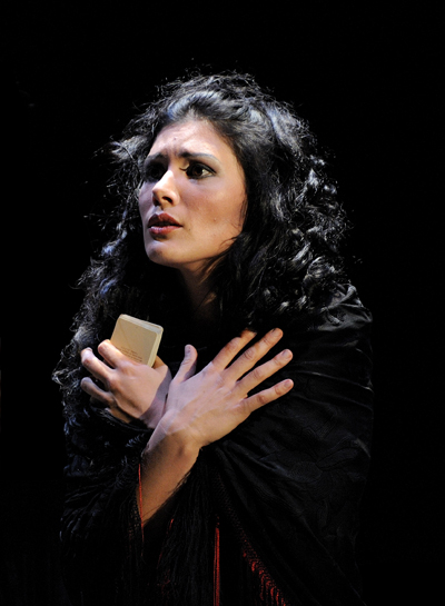 Tragedie de Carmen - 2010 Perugia