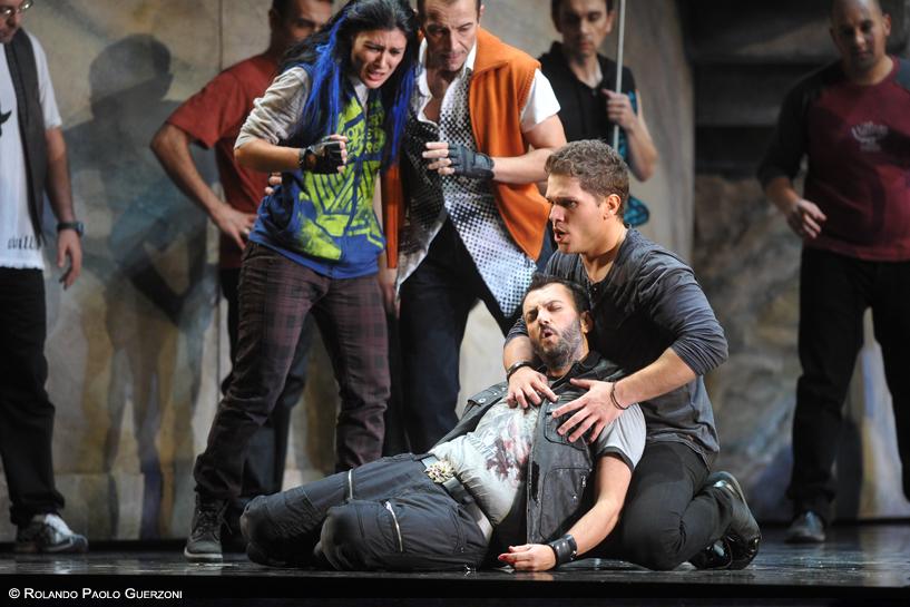 <p>Roméo et Juliette - 2011 Modena</p>