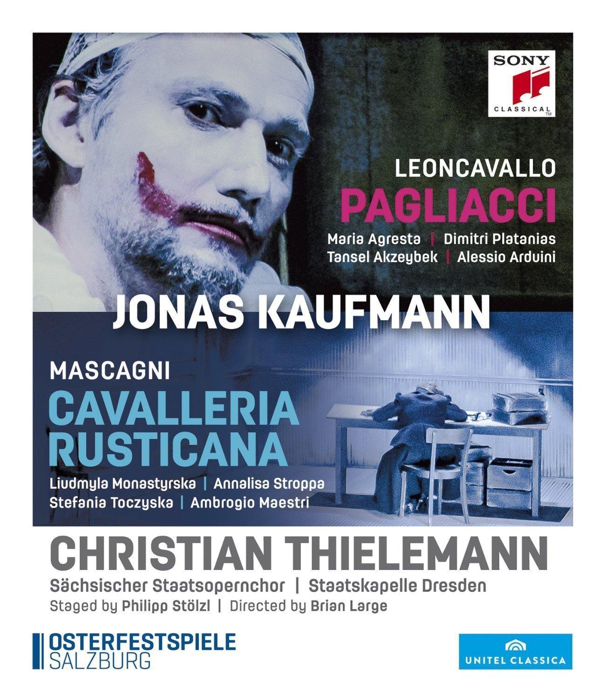 <strong>Pietro Mascagni: Cavalleria Rusticana </strong>-<strong>Ruggero Leoncavallo: Pagliacci</strong>
