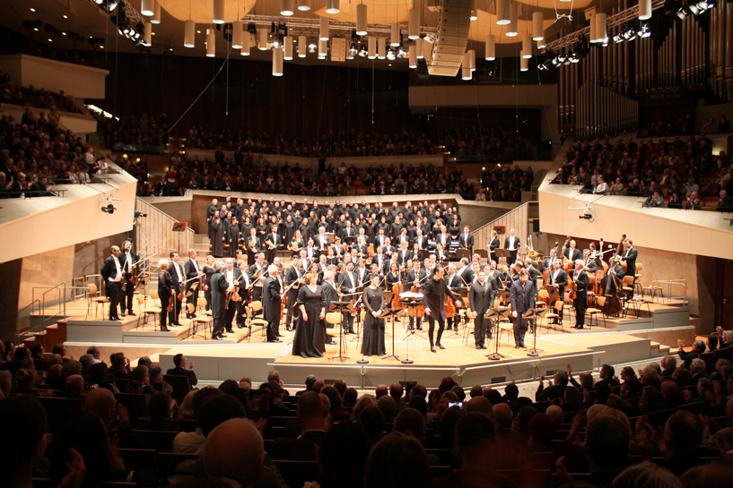 <p>Requiem (Verdi) - 2019 Berlino</p>