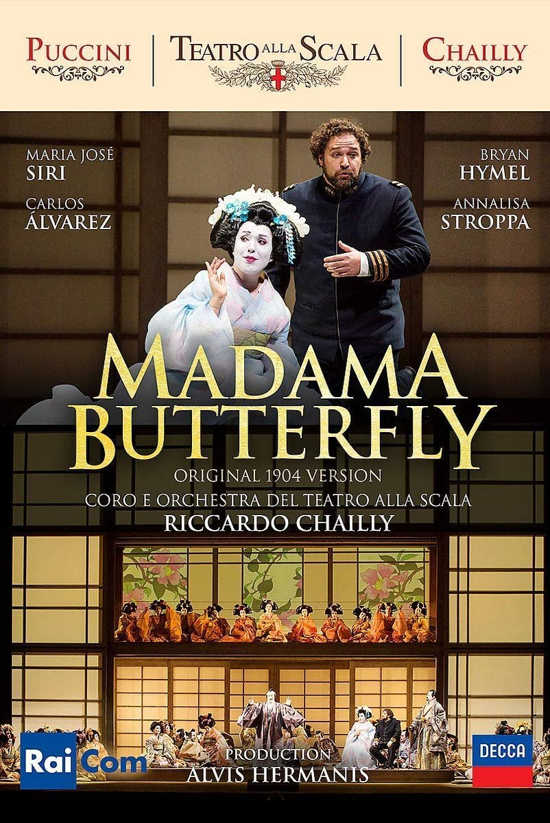 <strong>Giacomo Puccini: Madama Butterfly</strong>