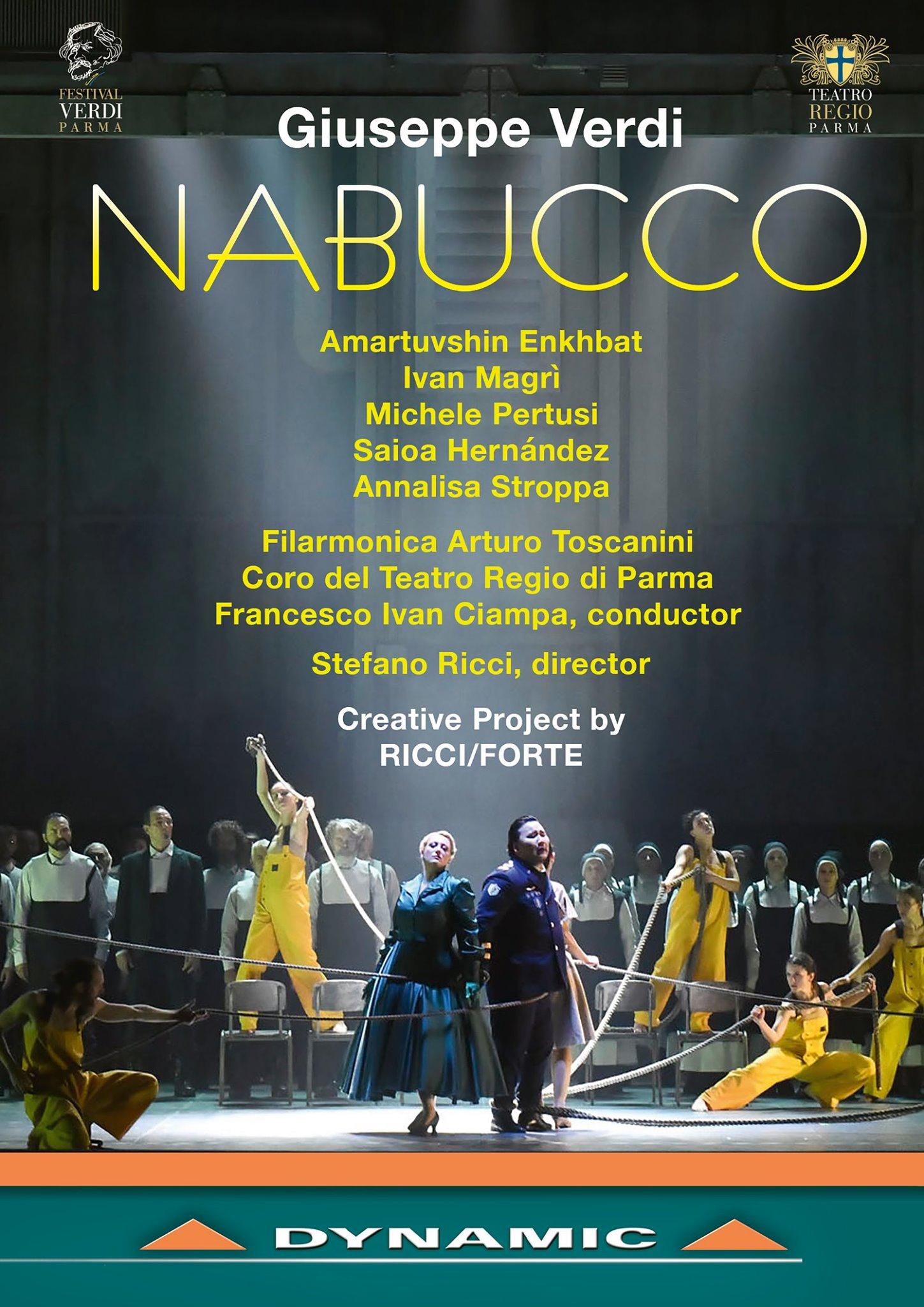 <strong>Giuseppe Verdi: Nabucco</strong>