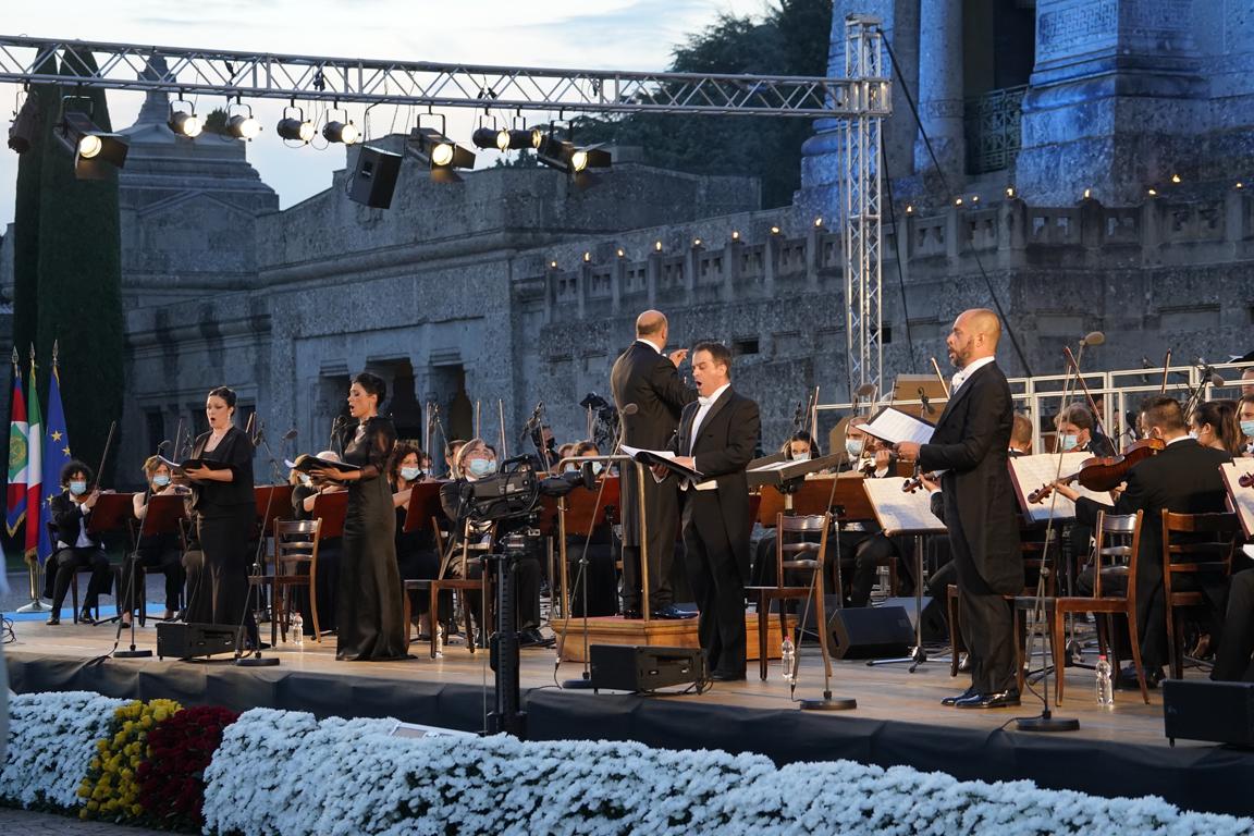 <p>Messa da requiem (Donizetti) - 2020 Bergamo</p>