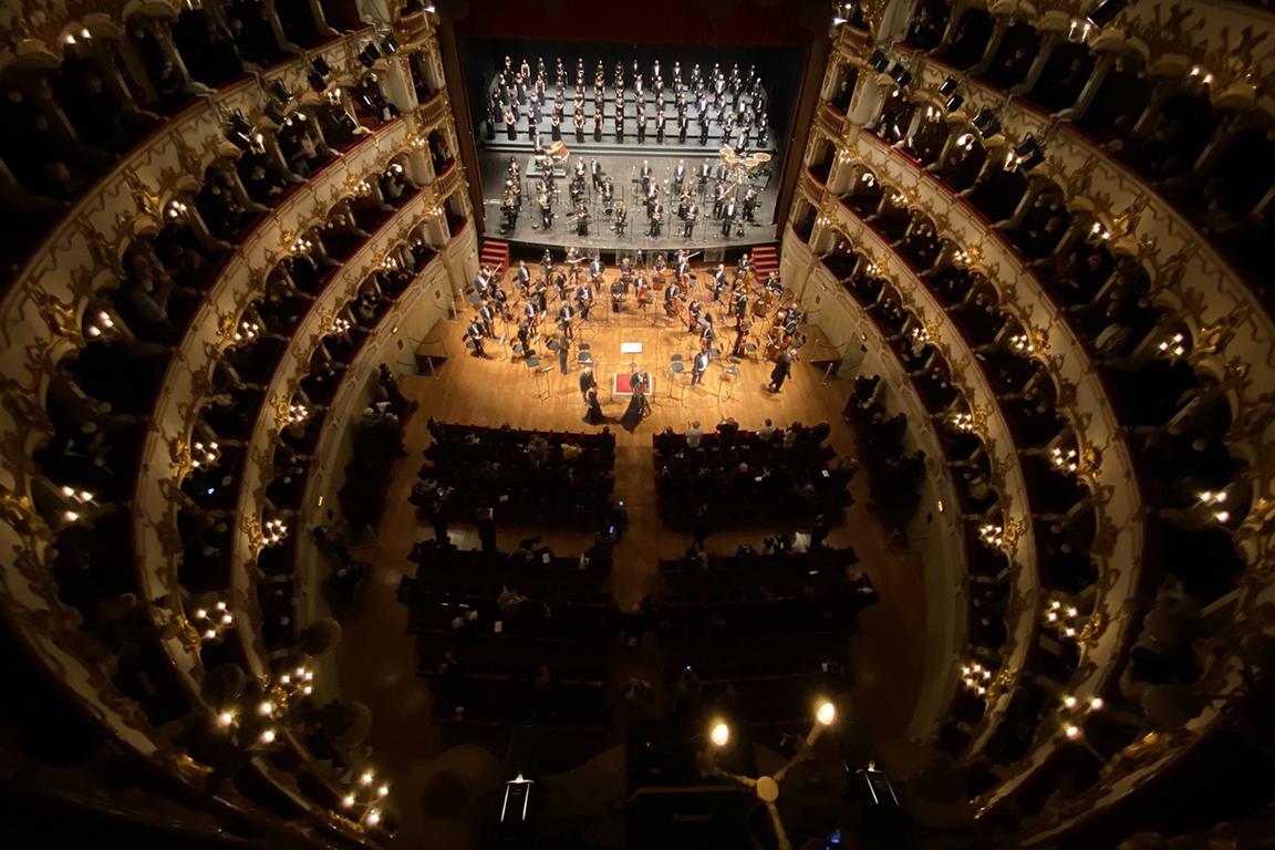 <p>Messa da Requiem (Verdi) - 2021 Piacenza</p>